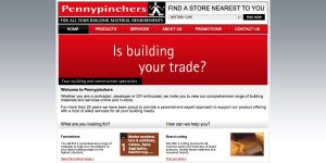 Pennypinchers-Homepage