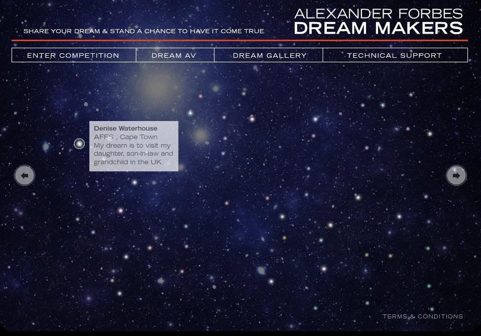 Dreamcatchers Starfield