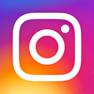 Square Instagram Logo with no corner radius